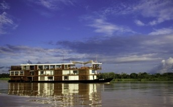 Jungle Experiences ** Zafiro Luxury Amazon Cruise